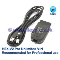 Ross-Tech VCDS HEX-V2 Professional UnlimitedVIN