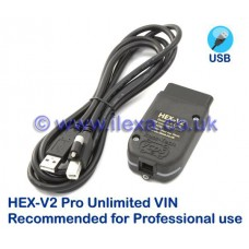 Ross-Tech VCDS HEX-V2 UnlimitedVIN