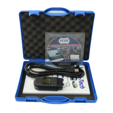 Ross-Tech VCDS HEX-V2 Professional UnlimitedVIN + Hard Case and Printed Manual