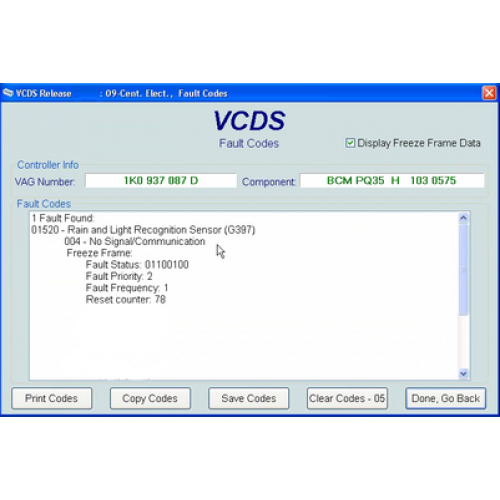 VCDS HEX-V2 Enthusiast 10VIN
